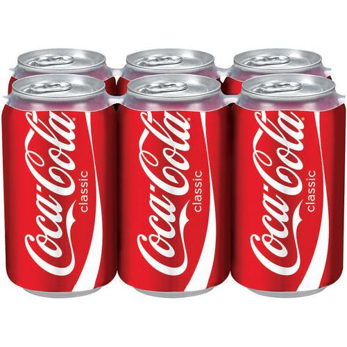 Coca Cola Classic 6 Pack